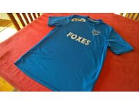 Leicester Foxes Football Kit