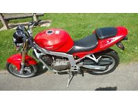 2006 Hyosung GT 250 Comet - Just 5,932 miles - 2 mature owners from new
