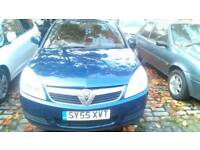 vauxhall VECTRA swap long mot