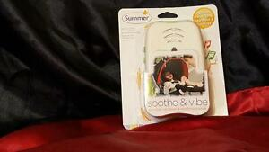 Summer Infant Soothe and Vibe Portable Soother