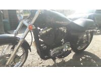 Harley Davidson XL1200 C custom sport