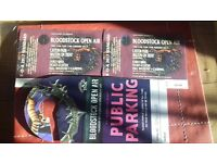 Bloodstock Festival tickets with car park pass,