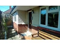 1 bed council bungalow in Farsley in Leeds, offered in exchange for any size bungalow or house.