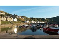 **** LOVELY SEASIDE HOLIDAY COTTAGE IN GARDENSTOWN ****
