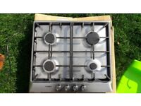 **BOSCH**STAINLESS STEEL**GAS HOB**FULLY WORKING**COLLECTION\DELIVERY**MORE AVAILABLE**NO OFFERS**