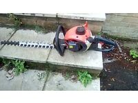 Soverign chainsaw and hedge cutter. Petrol. Need some minor repairs