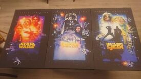 4 Star Wars Canvas Prints / Posters