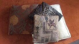 Cushions, Brown Rug, Photo frames ~ individually priced