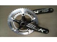 FSA SL-K road bike carbon crank set