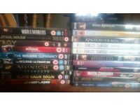 21 DVDs Great movies