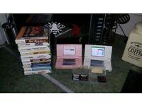2 Nintendo DS's+12 Games