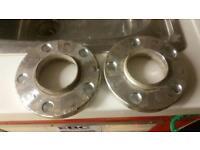 Wheel spacers 5x120