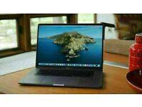 SIX CORE 16' Apple MacBook Pro TOUCHBAR 2.6Ghz i7 16GB 500GB SSD Logic Pro X Ableton 10 Cubase