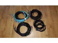 Job Lot of SDI Video Cables (BNC)