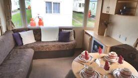 8 berth static caravan for sale near Lake district