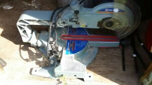 Mitre Saw (King Canada ) laser-guide system