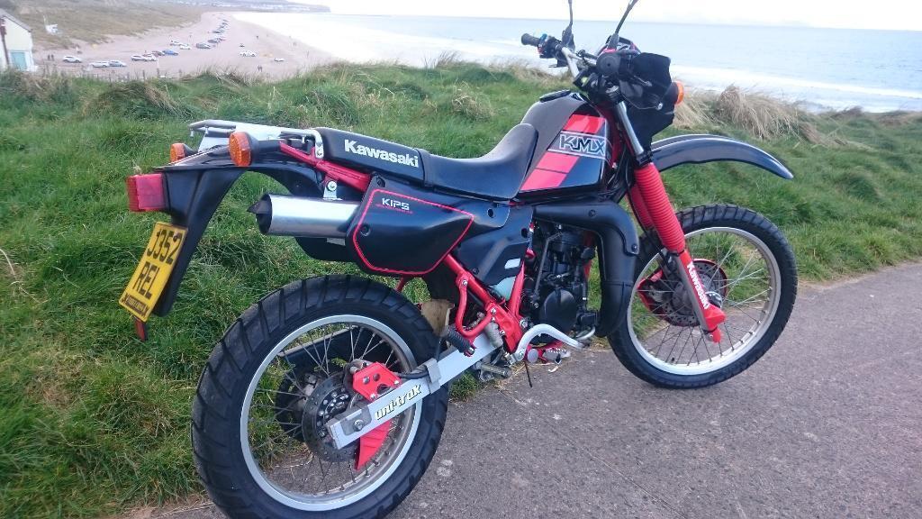 Kawasaki Trail Bike For Sale