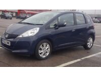 Honda JAZZ,2013,full Automatic,only 51k, one previous owner,blue long MOT
