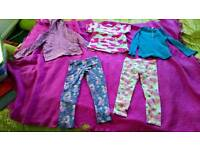 Girls clothes size 5-6