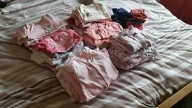 Large 0-3 months girls bundle