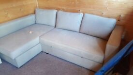 Corner sof bed