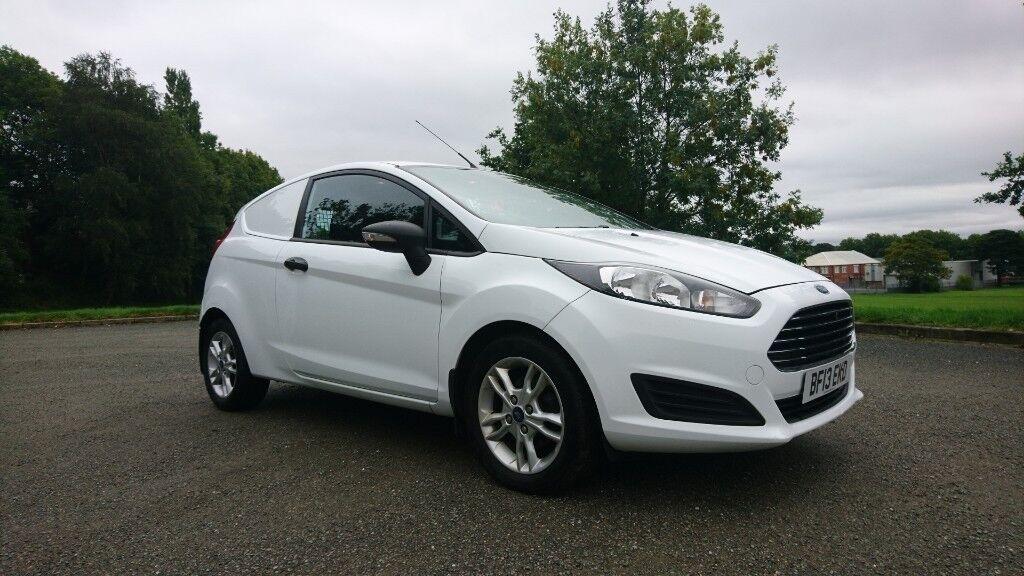bab55bbcfc07ea Ford Fiesta van 1.6 tdci New shape!! No VAT