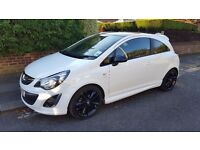Vauxhall Corsa Limited Edition 1.2 Full Vauxhall Service History 1 Owner Sat Nav Bluetooth USB MP3