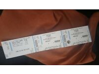 2 tickets for Halestorm @ the telegraph building, belfast