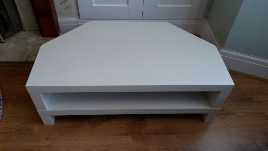 Lack Tv Bench In White In Woodford Green London Gumtree