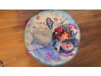 Toddler frozen chair