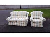 Barker & stonehouse suite.As new.