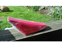 Pit bike seat for wpb , crf 50