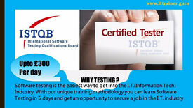STUCK IN RETAIL OR HOSPITALITY JOBS ,LEARN SOFTWARE TESTING & BECOME AN IT PROFESSIONAL,