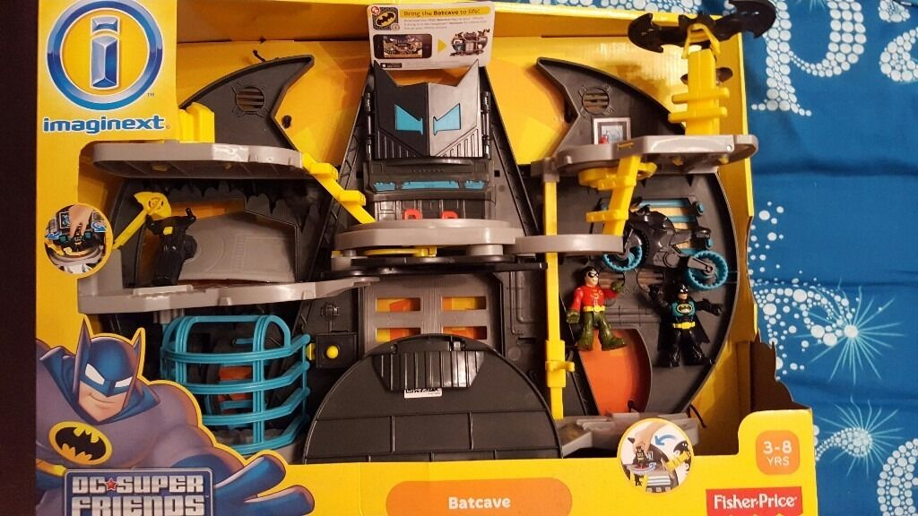 batcave DC super friendsin Middleton, West YorkshireGumtree - Imaginext batcave Dc Used but not very often great condition £25 or nearest offer Ls10