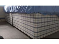 King size divan bed base