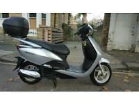Honda nhx 110 not pcx sh