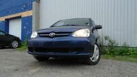 2005 Toyota Echo LOW KMS!!! / ELECTRIC GROUP / SOLD AS IS