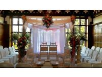 Complete Mandap & Venue Decor Packages - Nationwide Service
