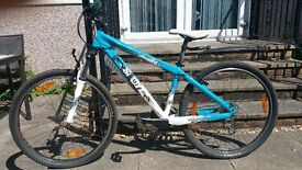 Scott Vol;tage YZ2 small mountain bike