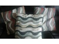 Large Cushions (Three)