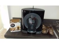 Nescafe Dolce Gusto coffee machine.