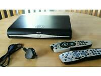 Sky + HD Box with viewing card