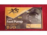 NEW digital foot pump -35% OFF