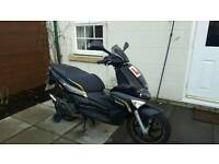 Gilllera runner 50cc moped