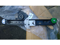 ford focus window regulator - electric system / rear left