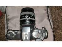 35mm Pracitica BCA Camera