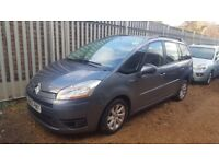 PCO CAR FOR HIRE CITREON C4 1.6 DIESEL MANUAL UBER XL £100 P/WEEK