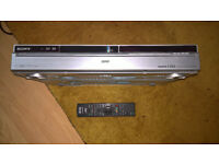 Sony Hd freeview recorder 160GB DVD player