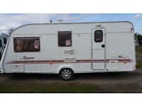 2002 Elddis firestorm 524 4 berth touring caravan with accessories