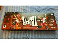 Guitar hero 2 for PS2